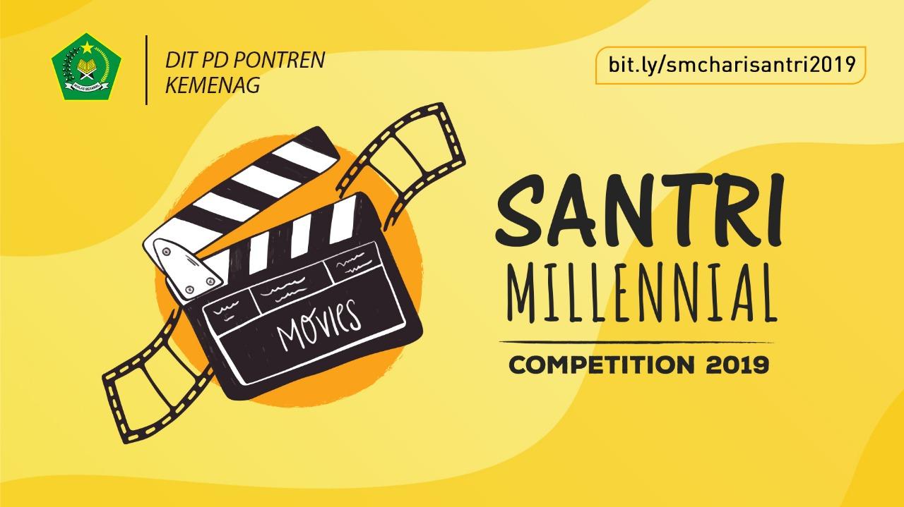 Kemenag Gelar Santri Milenial Competitions 2019